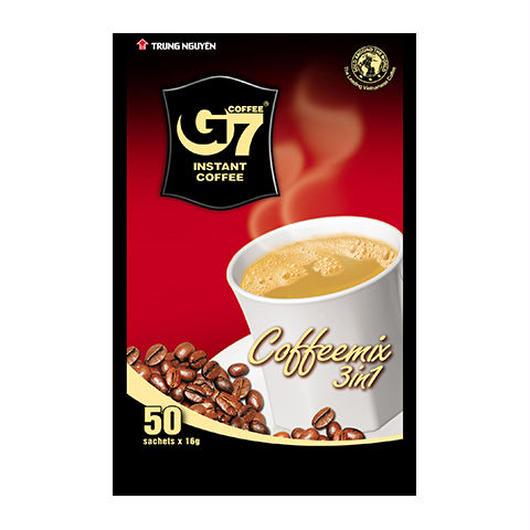 カフェオレ インスタント 【50袋入り】 TRUNG NGUYEN G7 3in1 instant coffee 【正規輸入品】