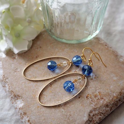 Spring Blue(ellipse) / Lagomt