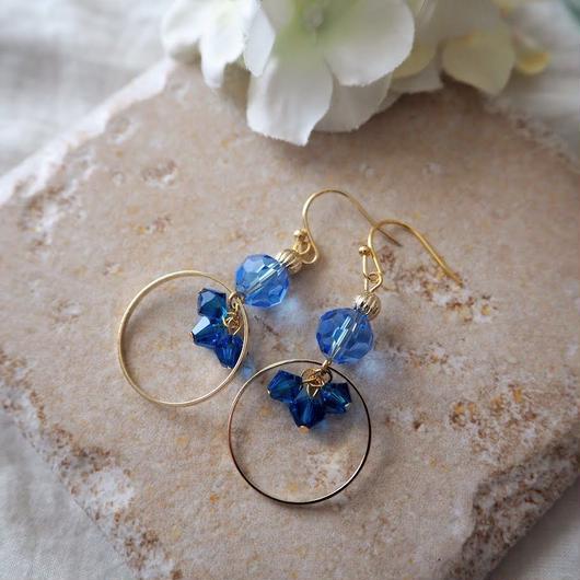 Spring Blue(circle) / Lagomt