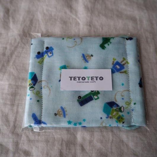 子ども用マスク(くるま)/ tetoteto