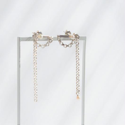 pierced earrings おたのしみ会