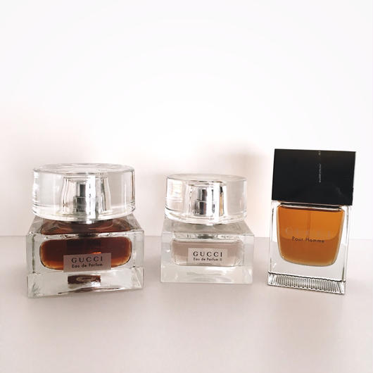 GUCCI VINTAGE & DISCONTINUED 1ml