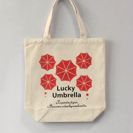 Lucky Umbrella トートバッグ b2015ss-01-nt