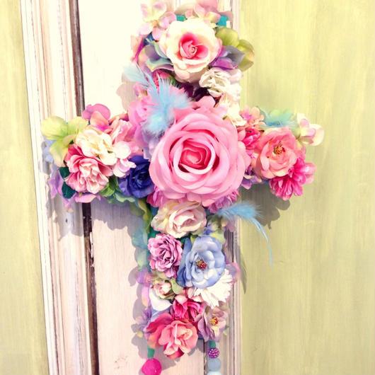 Dream Rose Cross (L)