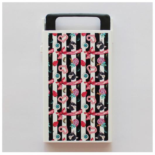【NITTOコラボレーション】ヌンチャク系iPhoneケース・トリックカバー(ごとうゆりかver.)iPhone6