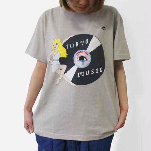 TOKYO MUSIC Tシャツ