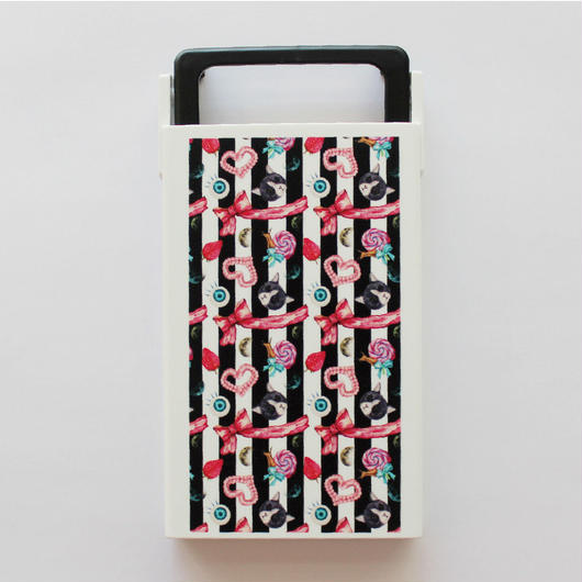 【NITTOコラボレーション】ヌンチャク系iPhoneケース・トリックカバー(ごとうゆりかver.)iPhone5/5s