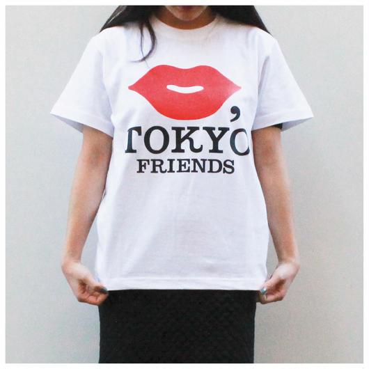 TOKYO FRIENDS Tシャツ 白