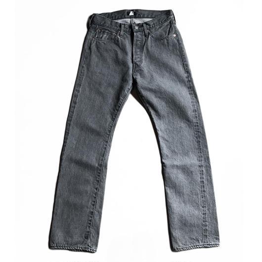 【アトリエ限定】NANCY Loose Tapered Jeans FADE BLACK
