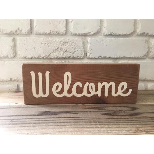 woodboard G〜Welcome〜
