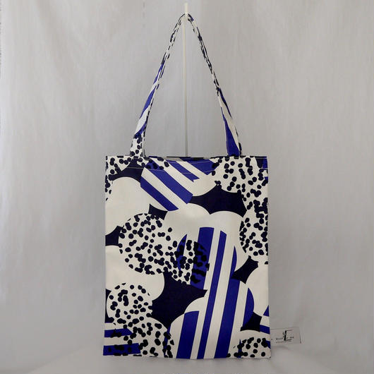 LC TOTE            -SOUFFLE- (BLUE)