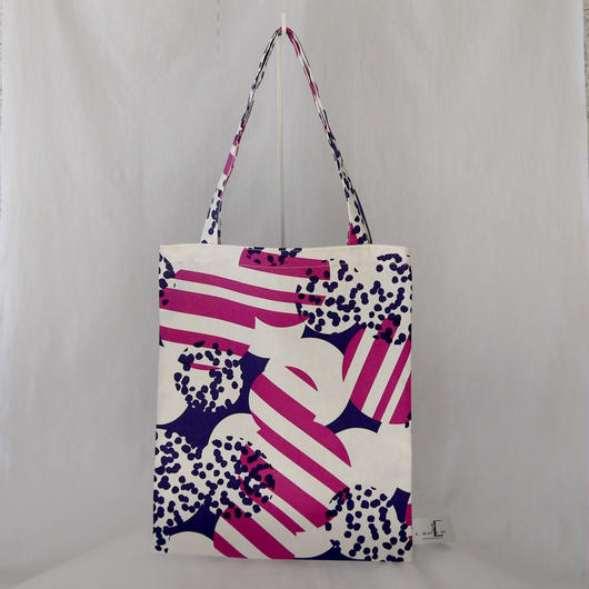 LC TOTE BIG BAG           -SOUFFLE- (PURPLE)
