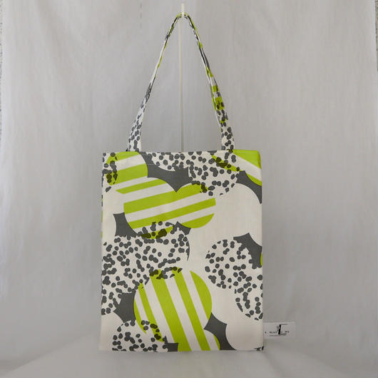 LC TOTE            -SOUFFLE- (GREEN)