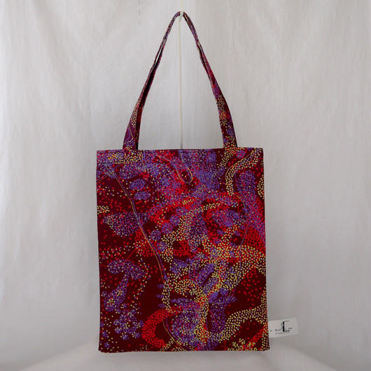 LC TOTE BIG BAG           -NOCTURNE- (BORDEAUX)