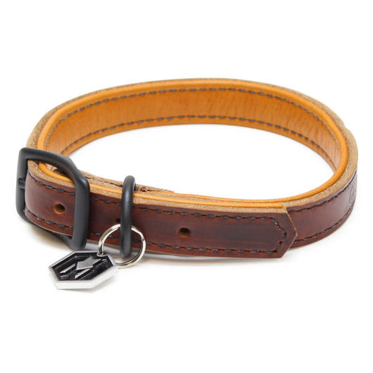 Horween LEATHER COLLAR ( M サイズ )