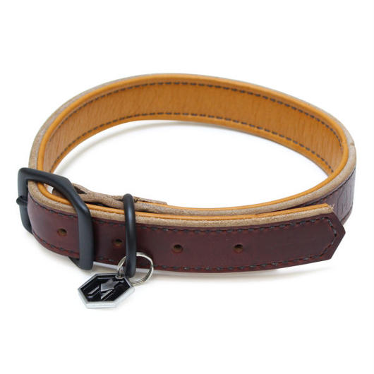 Horween LEATHER COLLAR ( L サイズ)