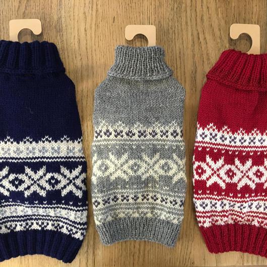 LDハンドメイドセーター Mサイズ