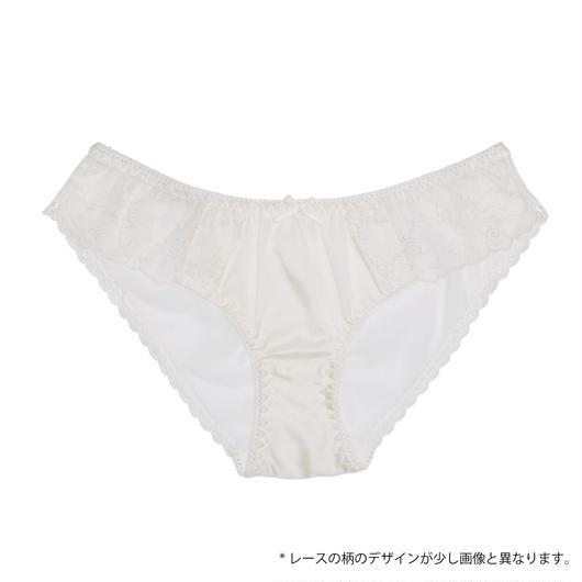 <SALE>White Love Silk Bikini¥6900→