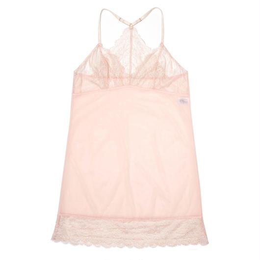Light Pink Back Lace Slip