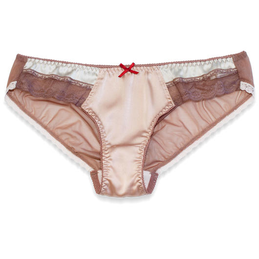 <SALE>Antique Memories Silk Panty¥6,900→