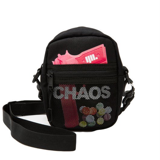 -CHAOS- SHOULDER BAG