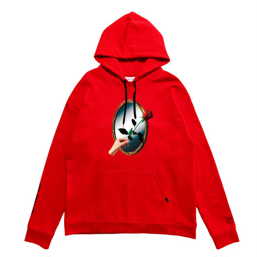 -REFLECTED- HOODIE (RED)