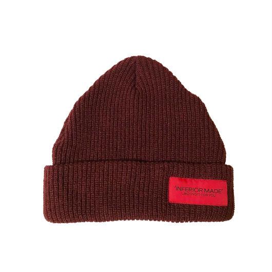 -STATEMENT- KNIT CAP (BUG)
