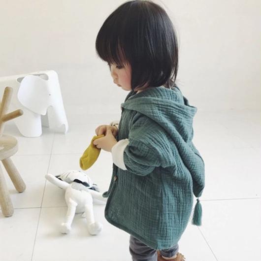 【即納】小人コットントップス