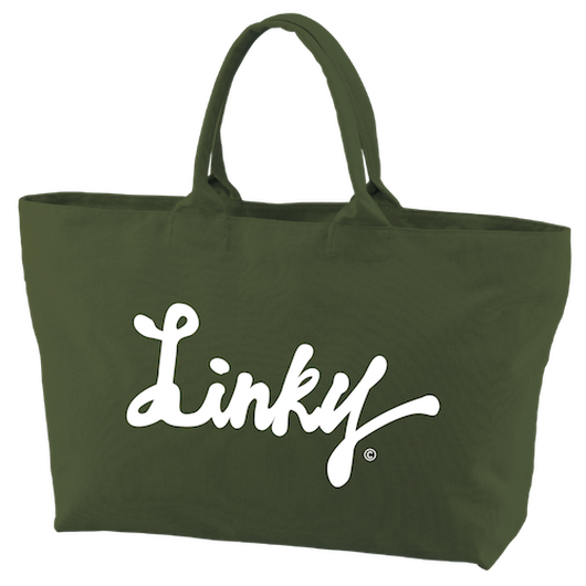 LINKY LOGO Big Toto Bag  (OD)