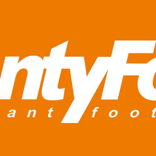 Logo Towel(フェイスタオル)Orange