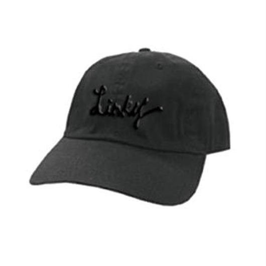 LINKY Logo Cap(Black×Black)