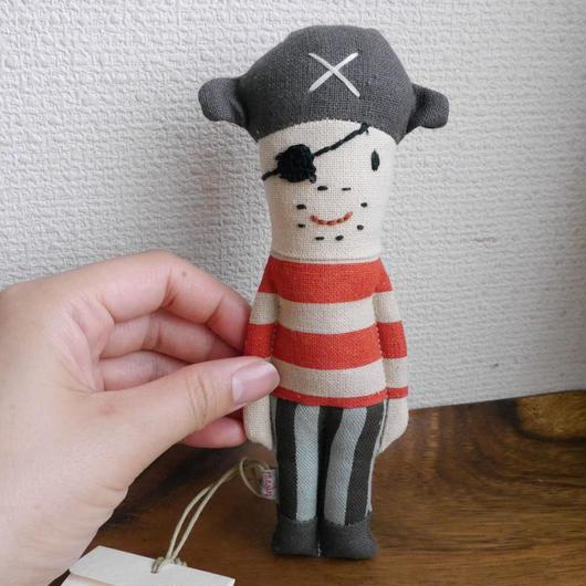 【Maileg】海賊のキャプテン・ラトル
