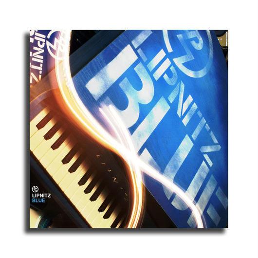 LIPNITZ 『BLUE』 -single-CD
