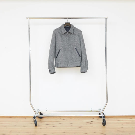 No.17 - Herringbone Blouson