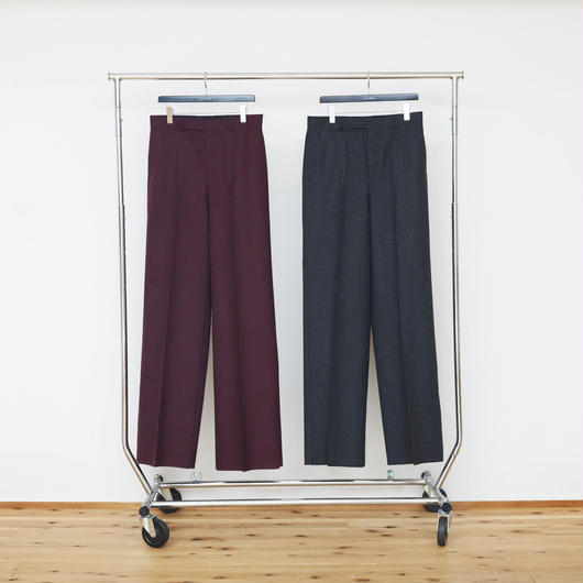No.10 - Wide Trousers G.C