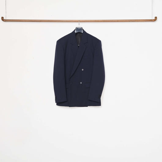 No.7 - Plane Double Breasted Jacket (SAMPLE)
