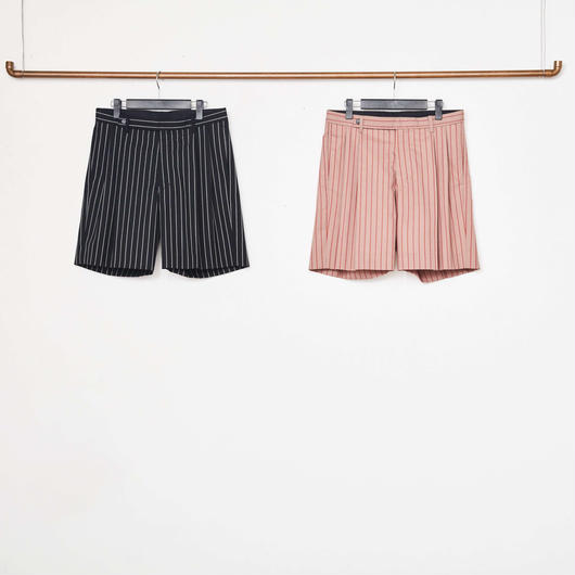 No.1 - Stripe Short Trousers