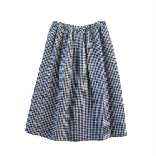 fog linen work  アネリ ギャザースカート