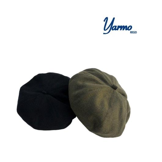YARMO Wool Bellet ウールベレー帽