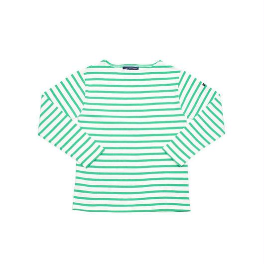 SAINT JAMES OUESSANT NEIGE/IRLANDE(白/緑)【正規取扱品】