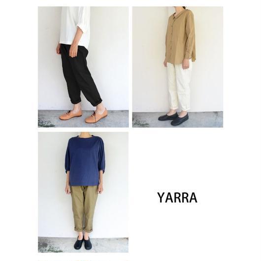 YARRA ヤラ コットンイージーパンツ YR-05-313