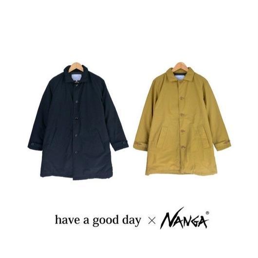 have a good day(ハブアグッドデイ)NANGA ナンガダウンコート UNISEX