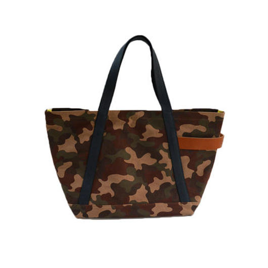MARINEDAY TENDER TOTE BAG CAMO柄