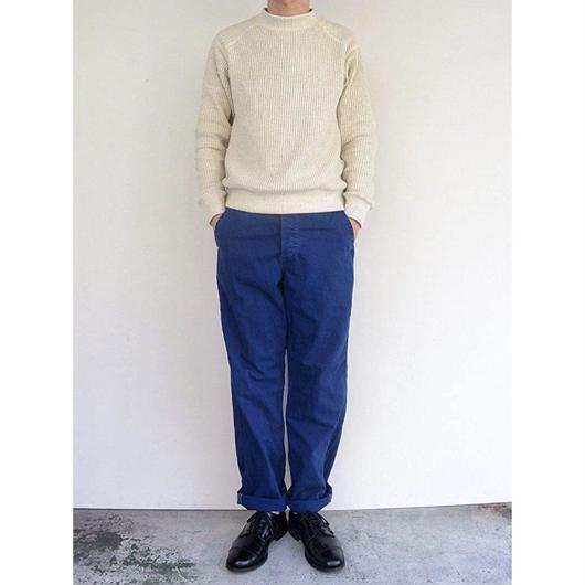 orslow FRENCH WORK PANTS ECRU(BLUE)