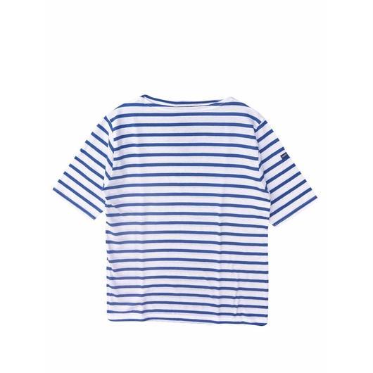 SAINT JAMES(セントジェームス)PIRIAC BORDER(ボーダー)NEIGE/GITANE 半袖Tシャツ【正規取扱品】UNISEX T1