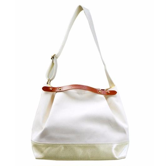 MARINEDAY(マリンデイ)LEAF 2WAY BAG GOLD