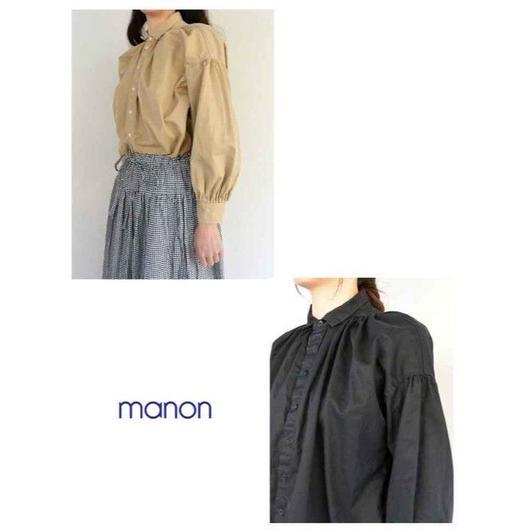 manon(マノン)バーバリーアミカルシャツ AMICAL SHT