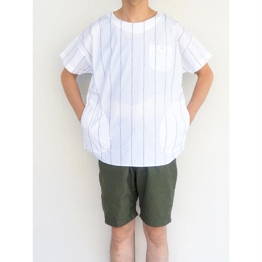 Weac.(ウィーク) CAVANI White Stripe