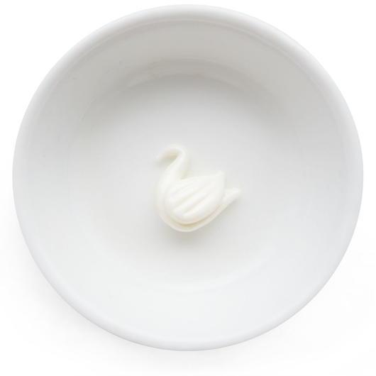 Swan bird・スワンボタン (col.エクリュ)