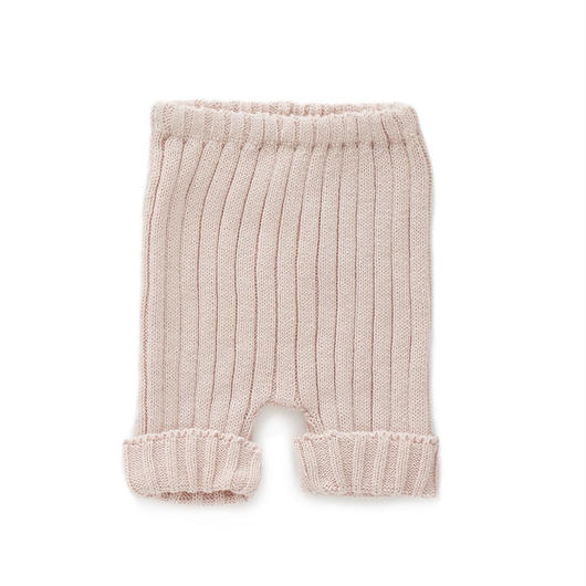 【oeuf】EVERYDAY SHORTS /  light pink